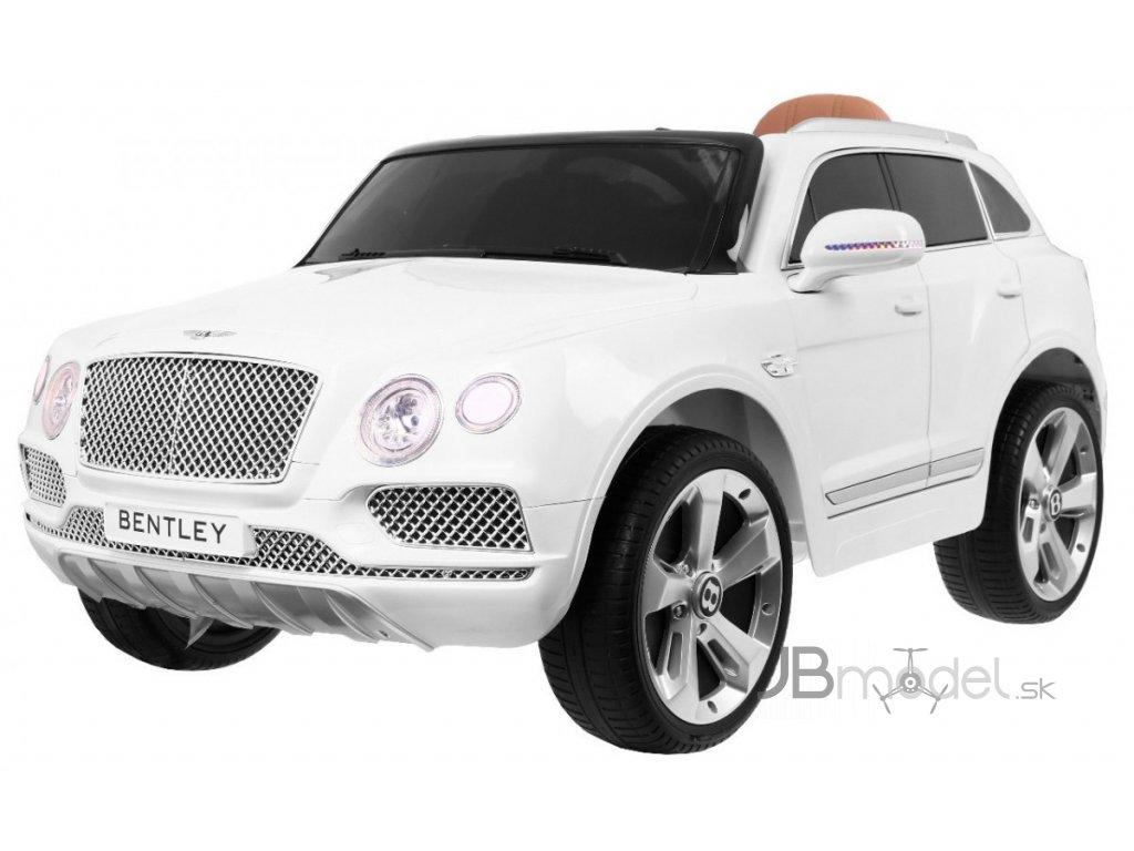 Elektrické autíčko Bentley Bentayga licencia
