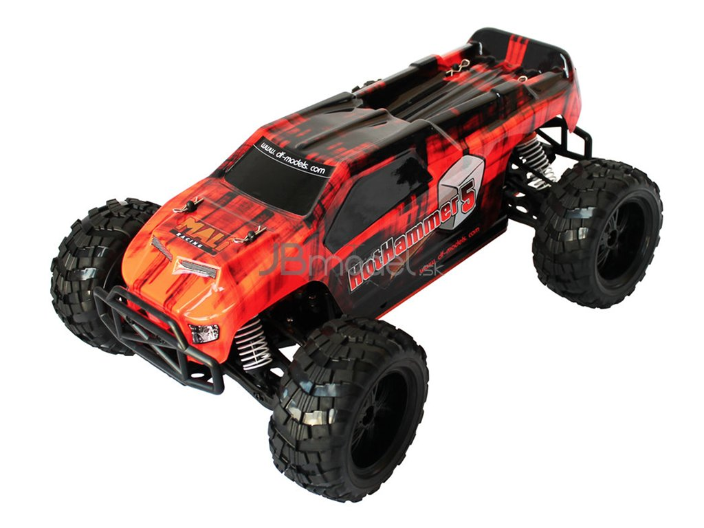 DFmodel Hot Hammer 5 1:10 XL RTR