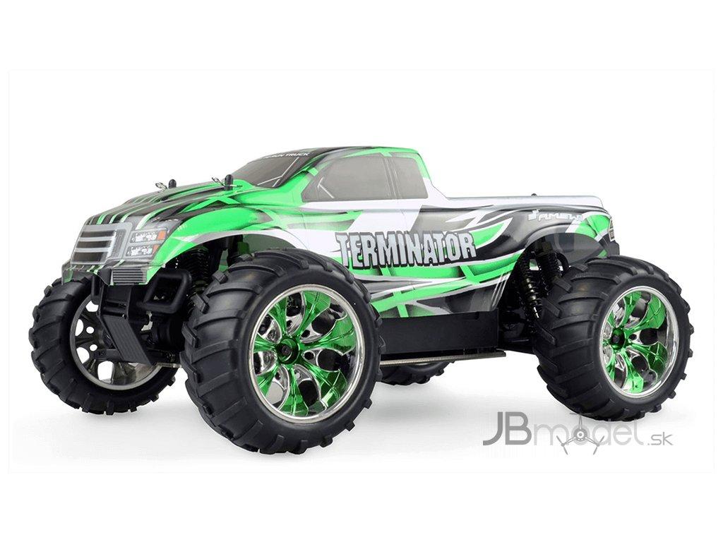 Amewi Terminator Pro Monstertruck brushless 4WD 1:10, RTR