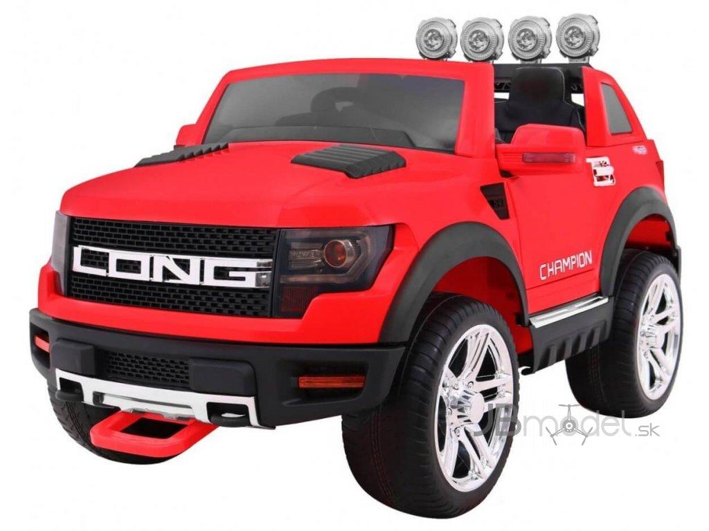 Elektrické autíčko typu Ford Ranger F150 LONG