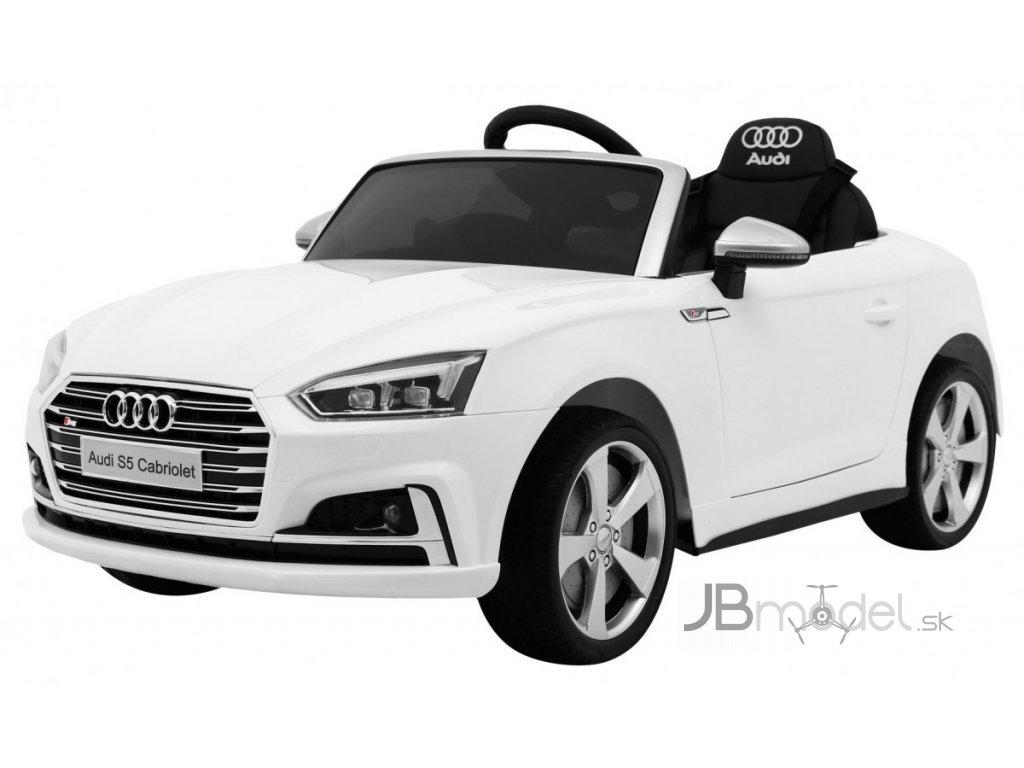 Elektrické autíčko AUDI S5 12V ORIGINAL licencia NOVINKA 2018