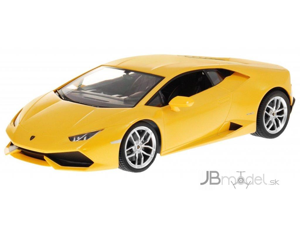 Rastar Lamborghini Huracan LP 610-4 1:14 - licencované rc auto na diaľkové ovládanie