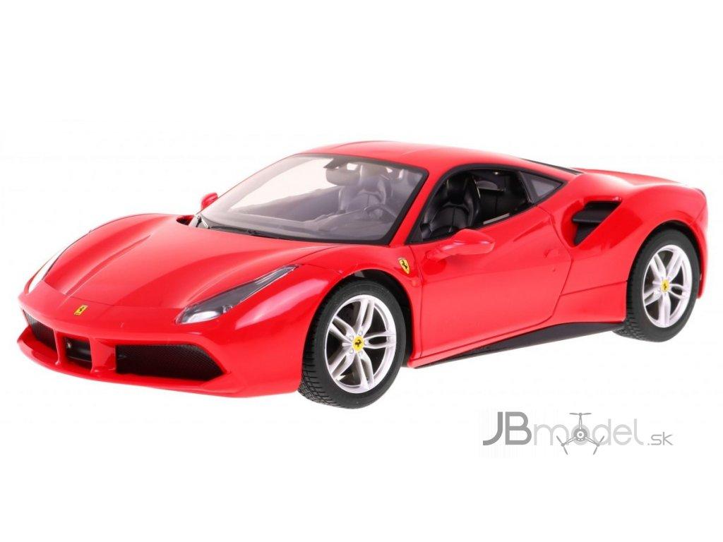 Rastar Ferrari 488 GTB 1:14 - licencované rc auto na diaľkové ovládanie