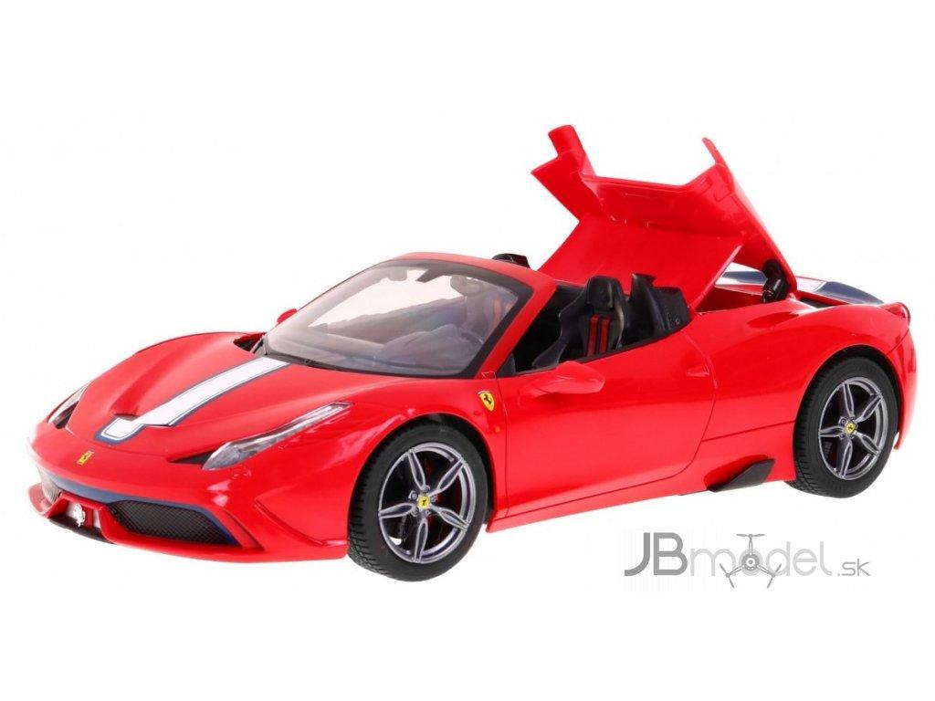 Rastar Ferrari 458 Speciale A 1:14 - licencované rc auto na diaľkové ovládanie