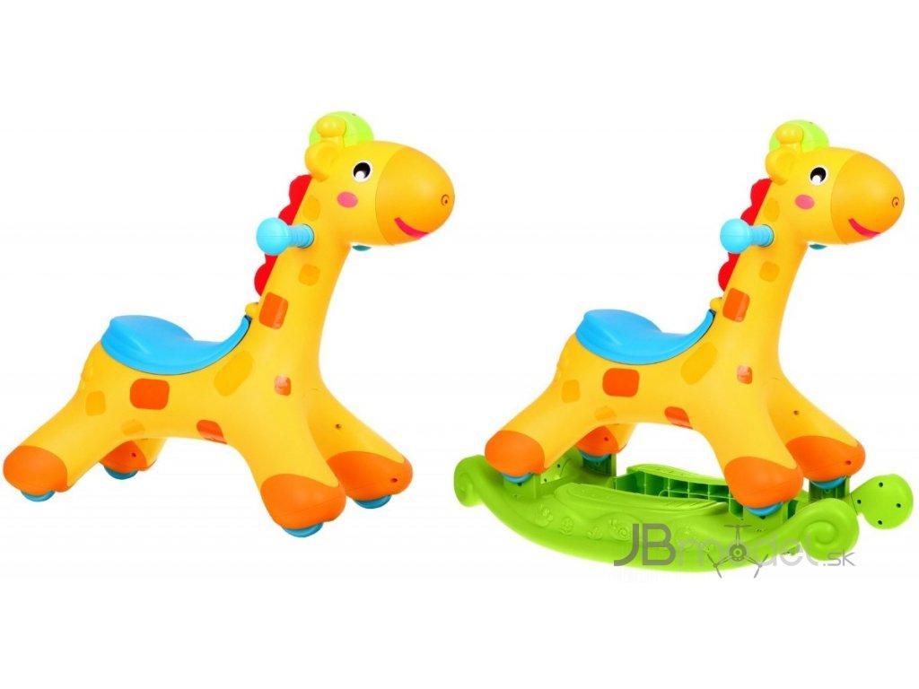 Hojdaciá žirafa 2v1
