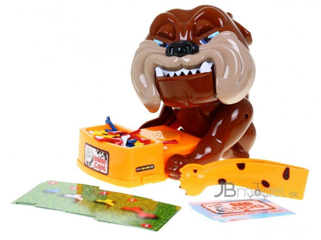 Hra Bulldog Donna