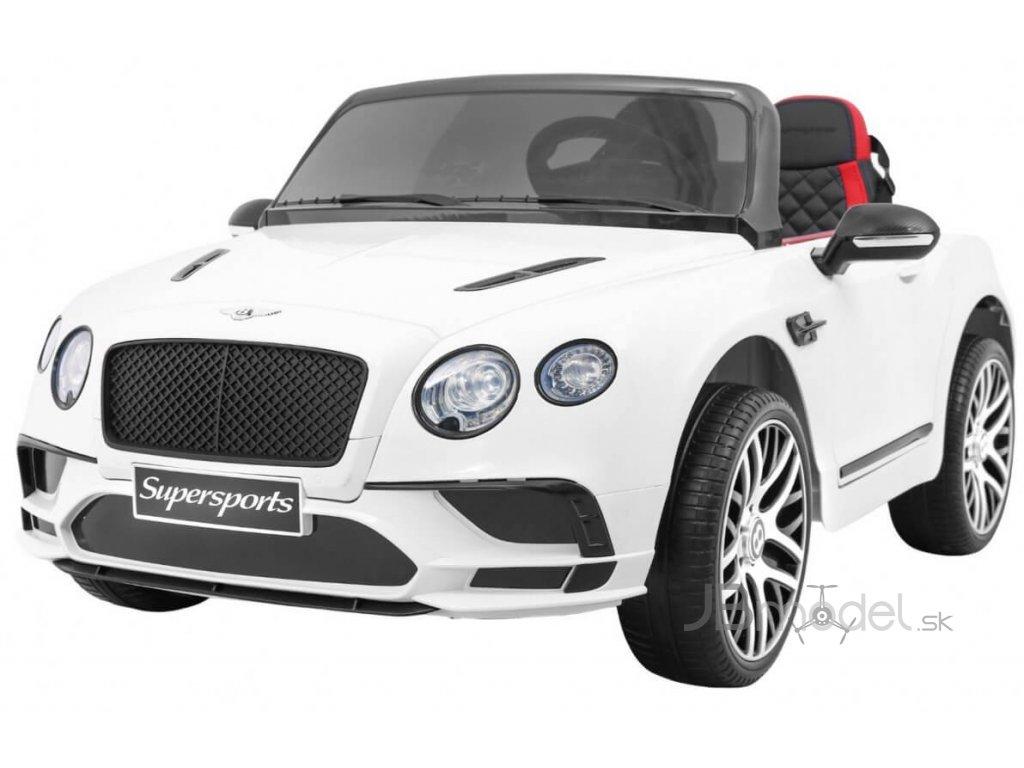 Elektrické autíčko Bentley Continental LUX