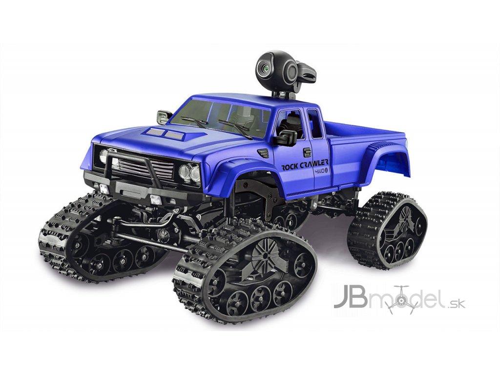 Amewi RC auto s kamerou Pickup Truck FPV 4x4 RTR 1:16 modré