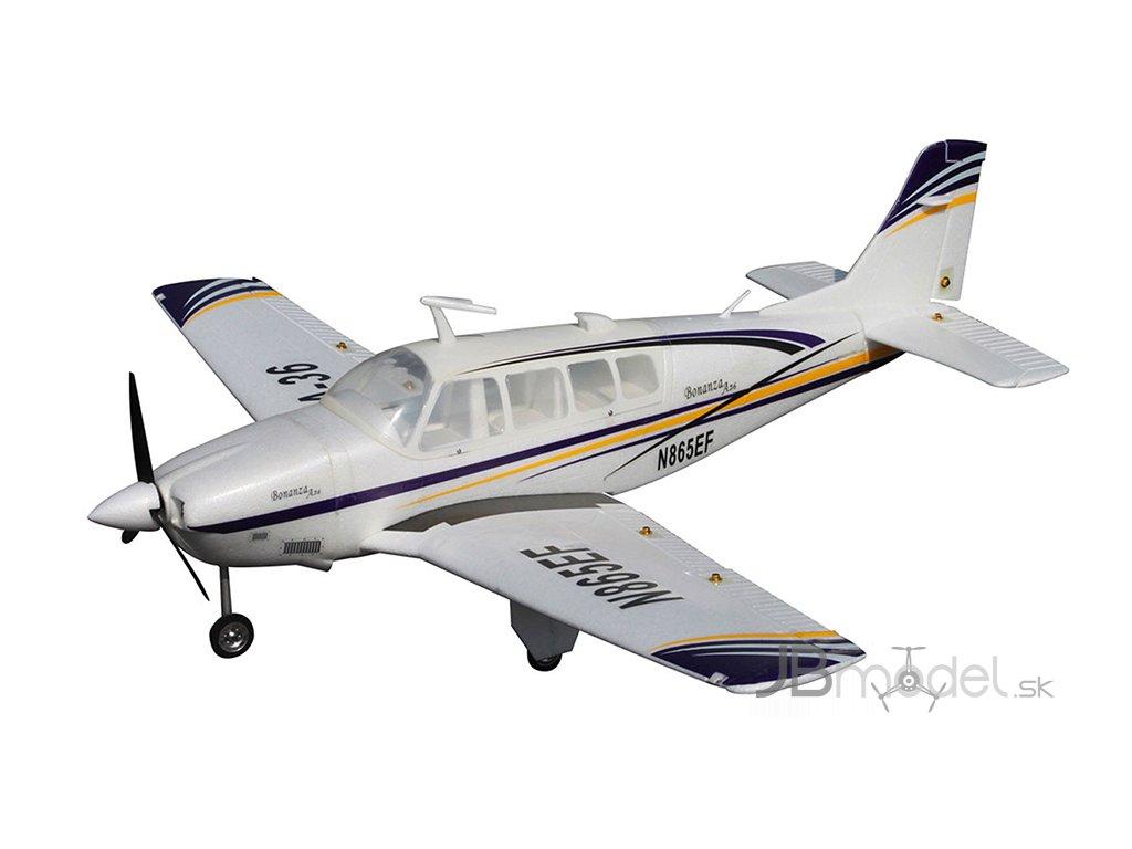 Amewi RC lietadlo ST Beechcraft Bonanza A36 1280mm brushless PNP 1:1