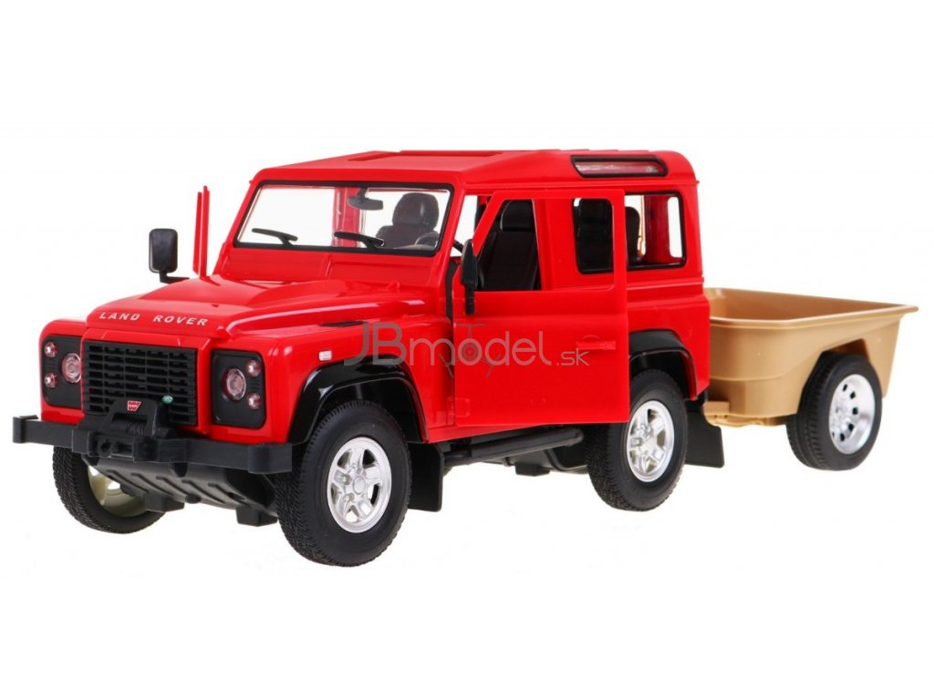 RC auto Land Rover Defender RTR 1:14