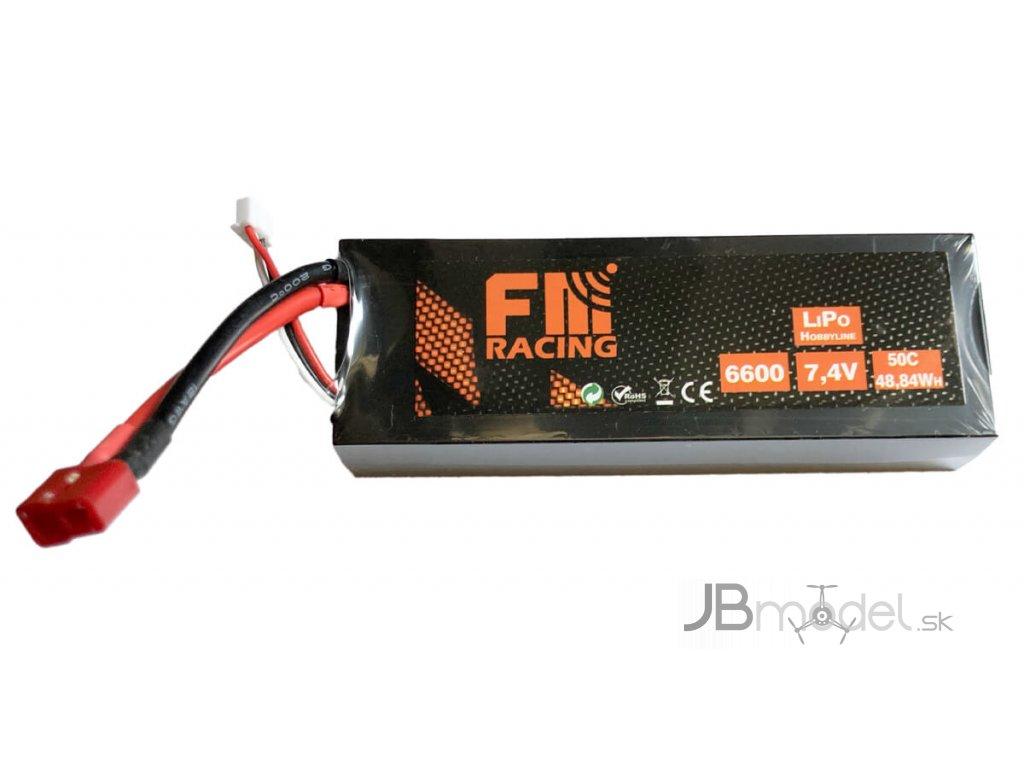 Náhradný silnejší akumulátor 7.4v 6600mAh