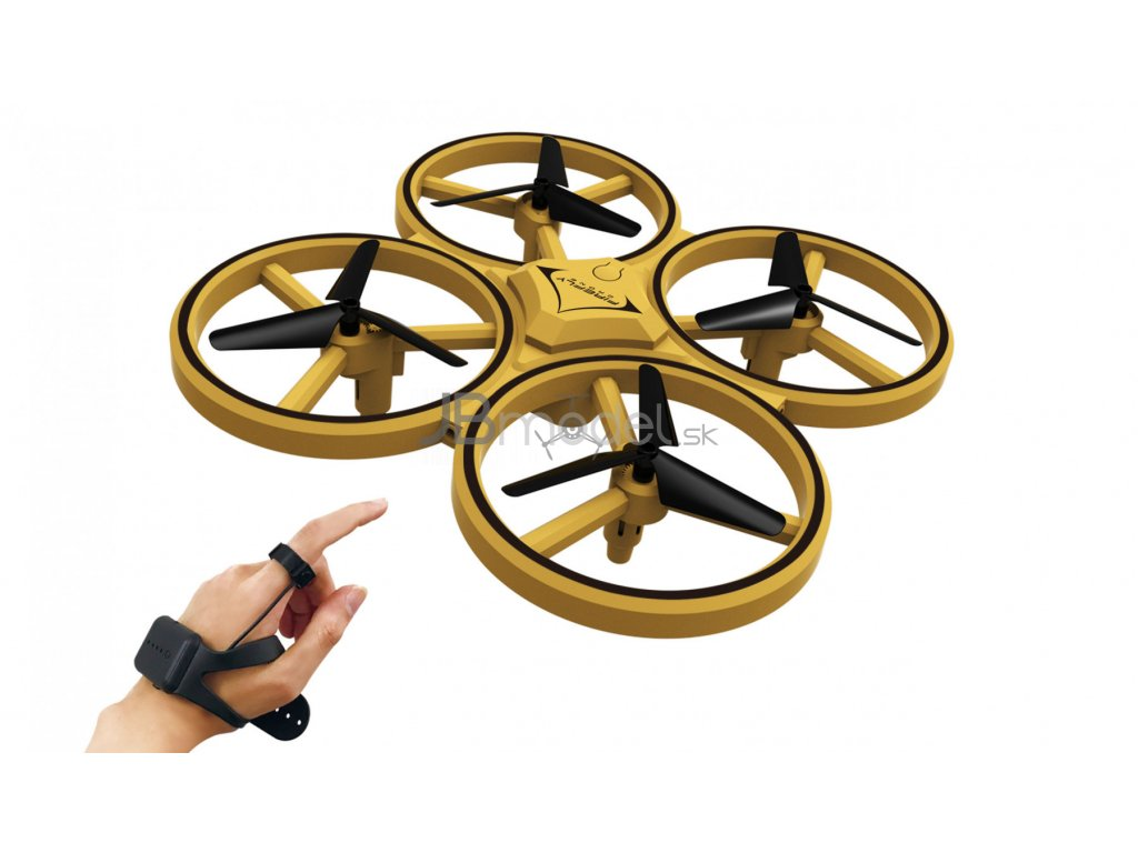 RC dron GC UFO s magickým ovládaním