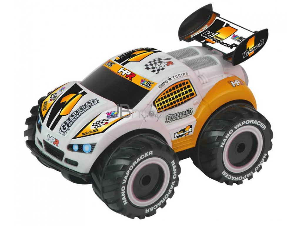 RC auto Nano VaporaceR1 Amphibious 4x4 RTR 1:1