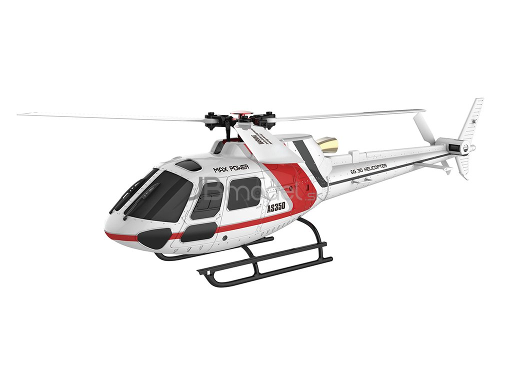 RC vrtulník AS350 3D brushless 6CH RTF 1:1