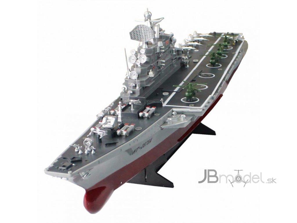 RC lietadlová loď USS Wasp aircraft carrier 2.4GHz RTR 1:350
