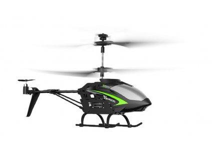 RC mini vrtulník S5H s barometrom 3CH 2.4Ghz RTF 1:1