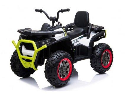 Elektrická štvorkolka ATV Desert 4x45W biela