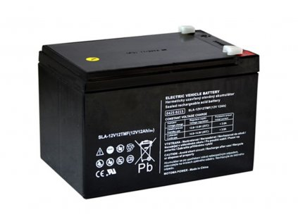 Trakčná náhradná batéria pre elektrické autíčka 12V / 12AH