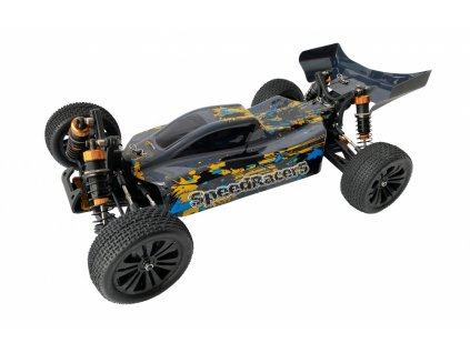 RC auto SpeedRacer 5 Brushless 4x4 RTR 1:10