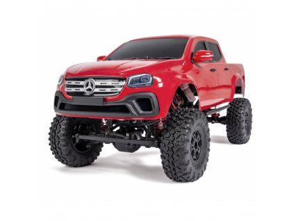 RC auto MERCEDES BENZ X-Class Brushed 4x4 RTR 1:10