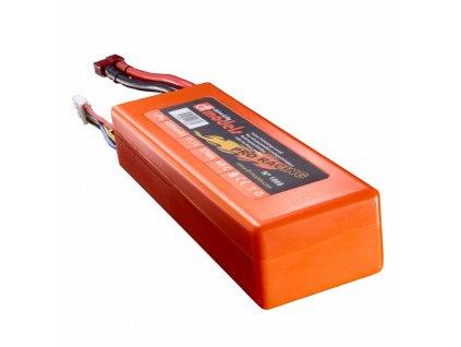 LiPo 3S 4500mAh 11.4V 45C hardcase