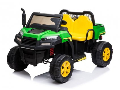 Elektrické autíčko FARMER SHORT 4x35W žltá