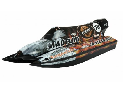 RC loď MAD FLOW V3 brushless ARTR 1:1