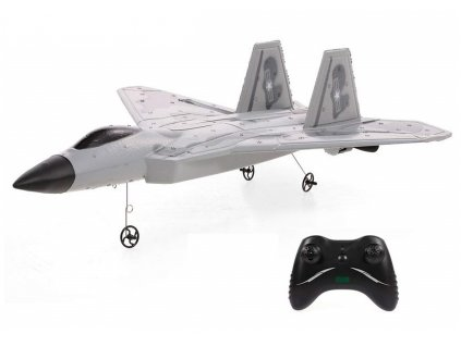 RC lietadlo Lockheed Martin F-22 Raptor