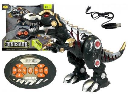 RC robot mechanický dinosaurus RTR 1:1