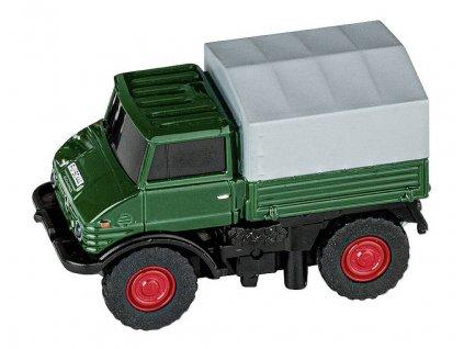 RC auto MB Unimog U406 Forst RTR 1:87