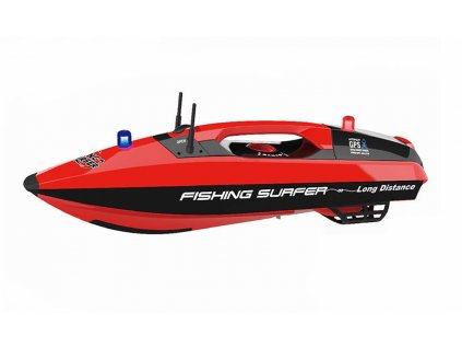RC zavážacia loď FISHING SURFER Brushless RTR 1:1