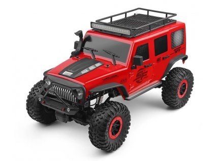 RC auto Jeep Crawler Brushed 4X4 RTR 1:10