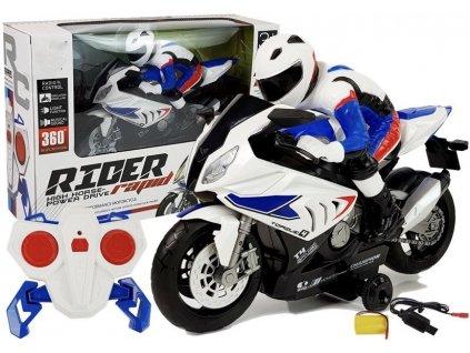 RC motorka RTR