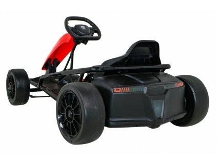 Driftovacia motokára FX1 Drift Master 2x2 24V červená