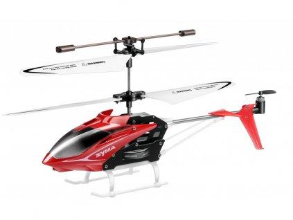 RC mini vrtulník S5 3CH IR RTF 1:1