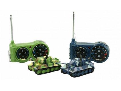 Mini rc tank King Tiger RTR 1:72