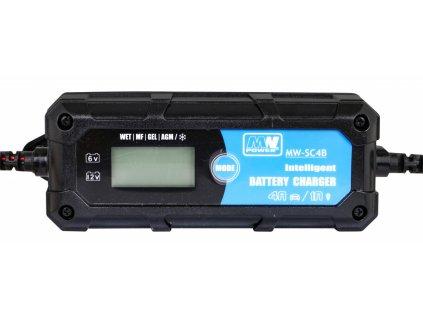 Rýchlonabíjačka MT-04 Pro 100W 6A