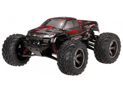 RC auto MONSTER TRUCK OFF-ROAD 2x2 RTR 1:12 červená