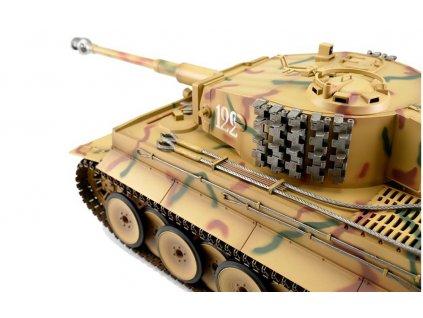 RC tank GERMAN TIGER I 1:16 RTR 2.4 GHz