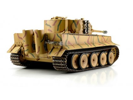 RC tank GERMAN TIGER I, 1:16, 2,4 GHz RTR