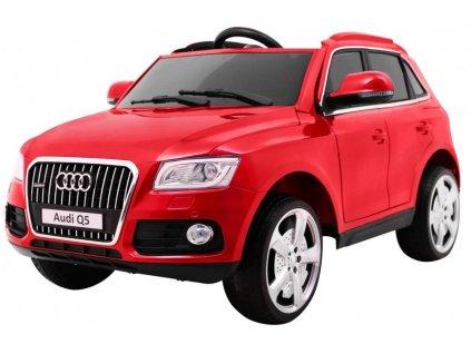 Elektrické autíčko Audi Q5 12V licencia
