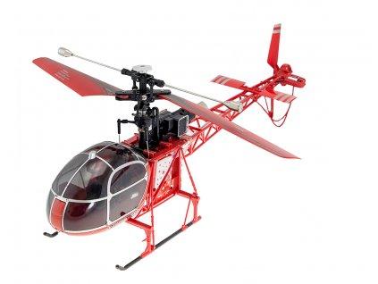 RC vrtulník jednorotorový LAMA 4CH RTR 1:1
