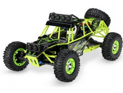 RC buggy ACROSS LED 4WD s kompletným LED osvetlením