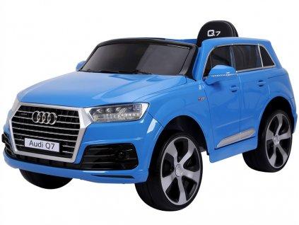 Elektrické autíčko Audi Q7 S-line 12 V