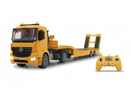JAMARA Podvalník Mercedes-Benz AROCS 2.4 Ghz 1:20