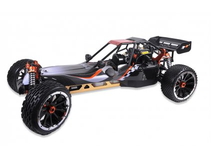 "Benzínová RC buggy ""Pitbull X"" 25ccm 2.4GHz 1:5"