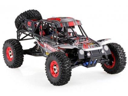 BUGGY ACROSS FAST VICTORIOUS - buggy 4x4 s LCD display-om a funkčným LED osvetlením