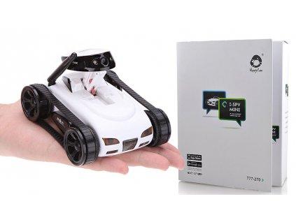 RC špionážne auto I-SPY s wifi kamerou