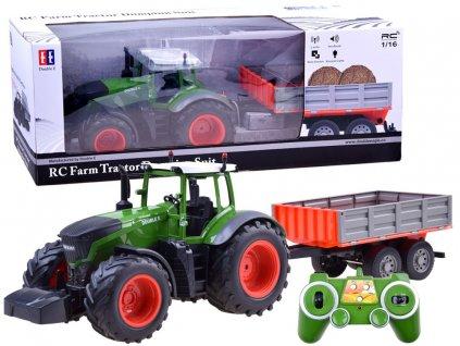Sada RC Traktor Vario 1050 s vozíkom - 1:16 2.4Ghz