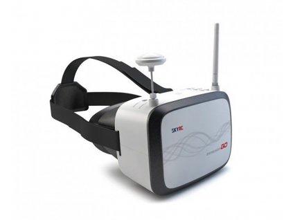 "SkyRC Google FPV Immersion GO HD (5.8GHz, 40CH, 600p, HDMI, 7"", FOV65)"